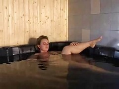 Nice Mom With Saggy Tits Hard-fucks The Pool