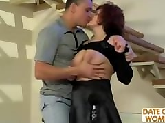 horny young guy fucks mature housewife 07