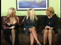 Sperm Letters 1 With Babette Blue And German Mature Sluts